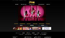 ステージ衣装の2BA★!様ウェブサイト