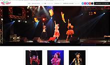 みちのく仙台ORI☆姫隊 公式サイト様ウェブサイト